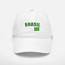 Brazil (Brasil) Baseball Baseball Cap