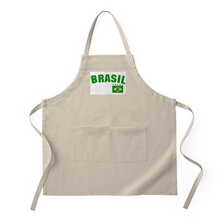 Brazil (Brasil) BBQ Apron