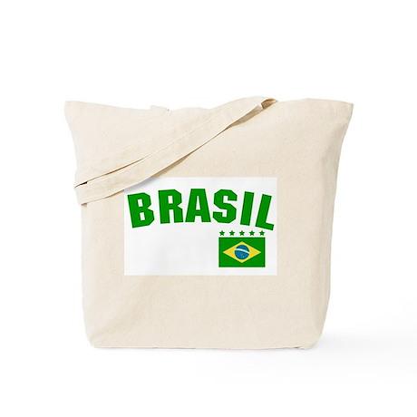 Brazil (Brasil) Tote Bag