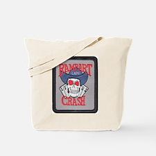 Rampart Crash Tote Bag