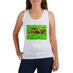 Nuzzling Cows Women's Tank Top