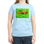Nuzzling Cows Women's Light T-Shirt