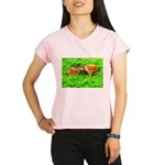 Nuzzling Cows Performance Dry T-Shirt