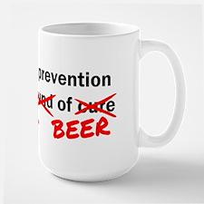 A Pint of Beer Mug