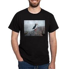 Puffin standing watch T-Shirt