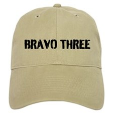 BRAVO THREE Baseball Cap