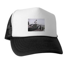 Puffin Conference Trucker Hat