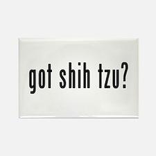 GOT SHIH TZU Rectangle Magnet