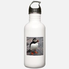 Lone Puffin Water Bottle