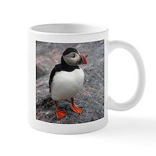 Lone Puffin Mug