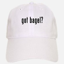 GOT BAGEL Baseball Baseball Cap