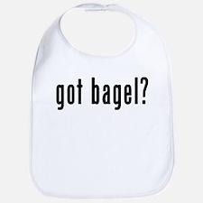 GOT BAGEL Bib