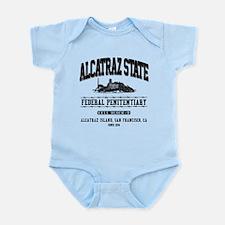 ALCATRAZ STATE Infant Bodysuit