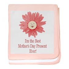 Best Mother's Day Present - P baby blanket
