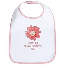 Best Mother's Day Present - P Bib