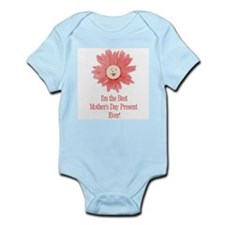 Best Mother's Day Present - P Onesie