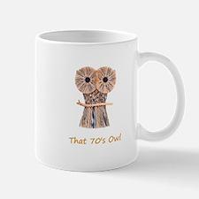 That 70's Owl Mug