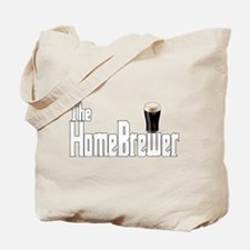 The HomeBrewer Stout Tote Bag