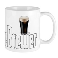 The HomeBrewer Stout Mug