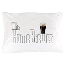 The HomeBrewer Stout Pillow Case