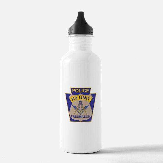 K9 Corps Masons Water Bottle