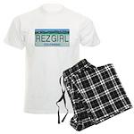 Colorado Rez Girl Men's Light Pajamas