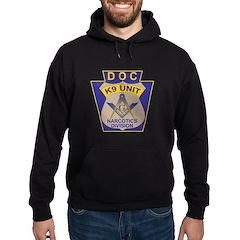 D. O. C. K9 Corps Hoodie