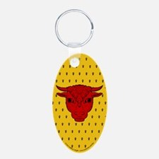 Populace Badge Keychains