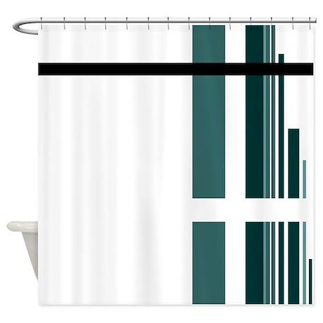 Teen Boys Shower Curtain