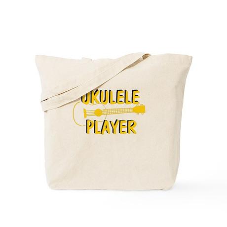 Ukuele Player Tote Bag