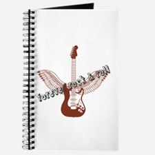 Forever Rock & Roll Journal