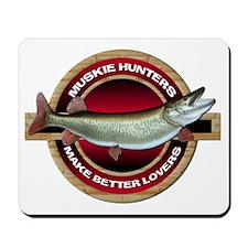 Muskie Hunter Mousepad