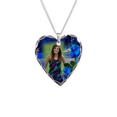 Taylor Fleming Necklace Heart Charm