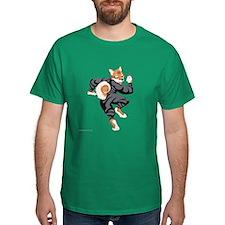 Shiba Inu Ninja T-Shirt