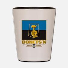 """Donetsk"" Shot Glass"