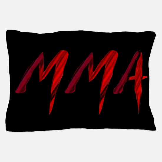 MMA Pillow Case