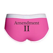Second Amendment II Women's Boy Brief