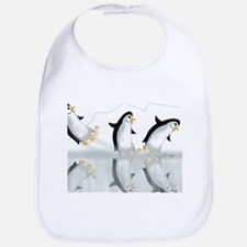 pEnGuInS sLiPpInG Bib