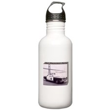 San Francisco Police Car Water Bottle