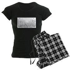 El Morro Skyline Pajamas