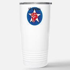 Af-Rican Stainless Steel Travel Mug