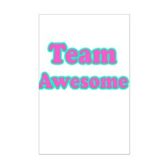 Team Awesome Posters