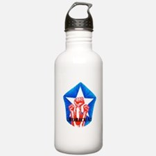 ¡Boricua! Water Bottle