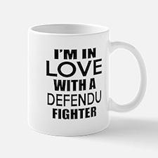 I Am In Love With Defendu Fighte Mug