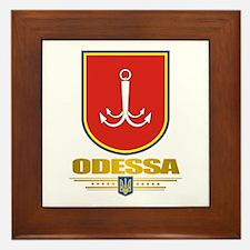 """""""Odessa"""" Framed Tile"""