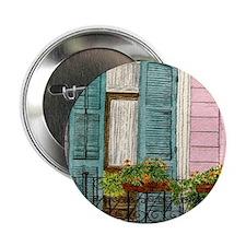 """New Orleans Door 2.25"""" Button"""