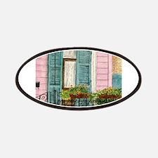 New Orleans Door Patches