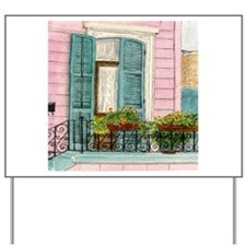 New Orleans Door Yard Sign
