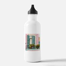 New Orleans Door Water Bottle