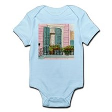 New Orleans Door Infant Bodysuit